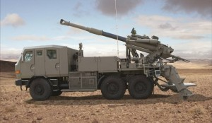 Elbit ATMOS 155mm - Sursa: defence24.pl