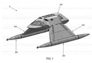 Arhitectura Ghost conform brevetului de inventie - Sursa: rexresearch.com