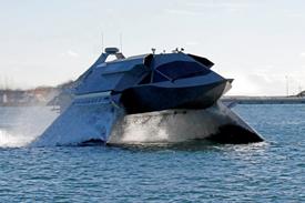 Ghost - Sursa: Juliet Marine Systems
