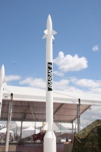 Barak-8 - Sursa: Wikipedia.org
