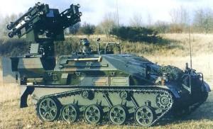Wiesel 2 ASRAD - Sursa: army-technology.com