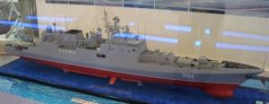 Fregata Project 11356 - Sursa: trishul-trident.blogspot.com