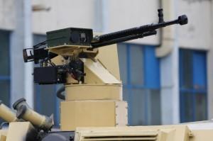 RCWS-RO 12,7mm - Sursa: gunrunnerhell.tumblr.com
