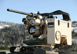 CROWS II - Sursa: defencetalk.com