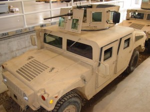 Picatinny Objective Gunner Protection Kit  - Sursa: army.mil