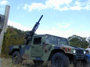 HMMWV + Vasilek - Sursa: pica.army.mil