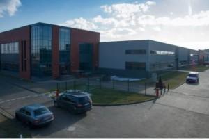 Cea mai noua fabrica de armament din Europa - Sursa: fabrykabroni.pl
