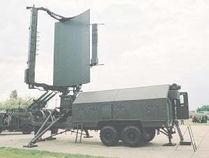 Radar ST-68U - Sursa: Miroslav Gyűrösi via ausairpower.net