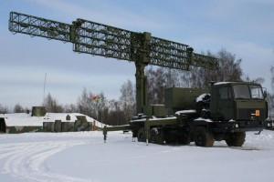 Radar Vostok E - Sursa: asiandefencenews.com