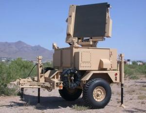 Adio AN/MPQ-64 Sentinel - Sursa: defense-update.com