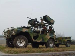 HJ-73C, copia chinezeasca (!) a Malyutka - Sursa: sinodefenceforum.com