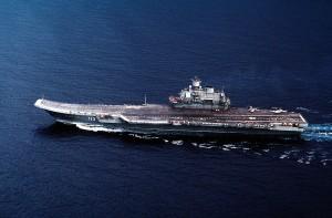 Admiral Kuznetov - Sursa: Wikipedia.org