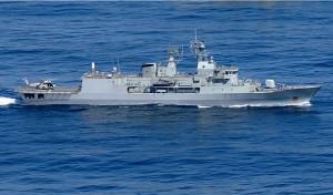 HMNZS Te Kaha, clasa ANZAC - Sursa: defenseindustrydaily.com