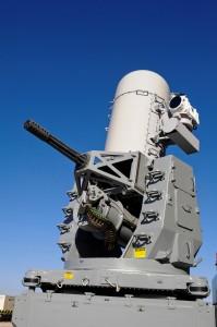 Phalanx CIWS 20mm - Sursa: Raytheon