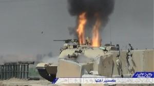 M1A1M irakian distrus - Sursa: Jane's