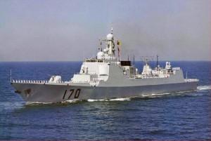 Type 052B - Sursa: Wikipedia.org