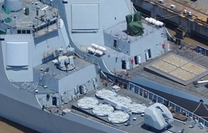 Type 052D vs Type 052C - Sursa:  chinesemilitaryreview.blogspot.com