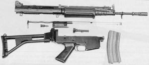 FN FNC - Sursa: firearmsworld.net