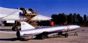 Kh-22 si Tu-22 - Sursa: testpilot.ru
