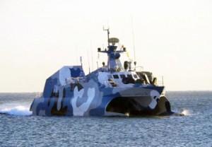 Type 022 Houbei - Sursa: chinadailymail.com