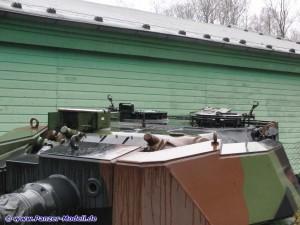 Turela Leopard 1A6 - Sursa: network54.com