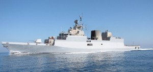 INS Kamorta - Sursa: Indian Navy via navyrecognition.com