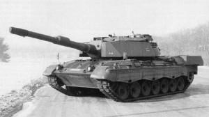 Leopard 1A6 - Sursa: bemil.chosun.com