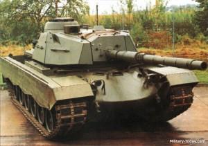 Super M48 Patton - Sursa: military-today.com