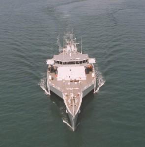 RV Triton - Sursa: naval-technology.com