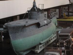 Submarin de buzunar italian CB - Sursa: Wikipedia.org