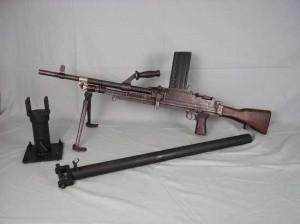 Bren L4 7,62x51mm NATO - Sursa: gunstar.co.uk