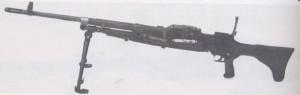 Bren GPMG X11E2 - Sursa: forum.axishistory.com