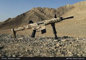 Fateh, noua arma de asalt iraniana - Sursa: defence.pk