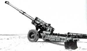Conversie a M-46 de 130mm indian la Soltam 155mm/45 - Sursa: army-guide.com