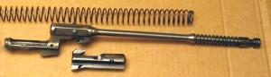 Aceleasi componente la StG44 - Sursa: gotavapen.se