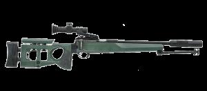 Nu mai arata asa de inofensiva, SV-99 - Sursa: Izhmash