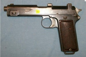 Steyr Md1912 romanesc - Sursa: gunauction.com