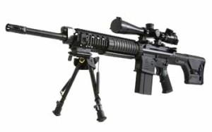 AR-10 Super SASS - Sursa: armalite.com