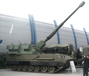 Krabul de 155mm - Sursa: army-technology.com