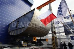 Sursa: Remontowa Shipbuilding S.A. via demotix.com