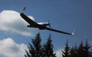Hirrus UAV - Sursa: TeamNet