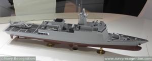 Configuratia propusa la DSA 2014 - Sursa: navyrecognition.com
