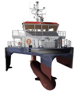 SWASH®A&R - Sursa: maritimepropulsion.com
