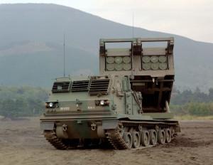 M270 MLRS - Sursa: Japan Ground Self-Defense Force via deagel.com