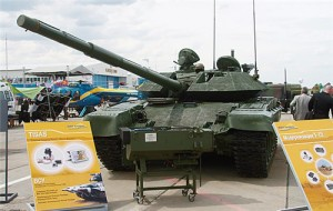 T-72KZ - Sursa: alternathistory.org.ua