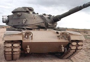 M60 israelian - Sursa: army-technology.com