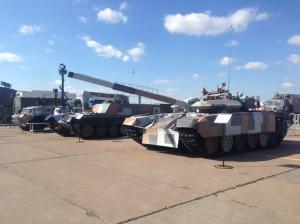 T-72KZ, varianta Aselsan - Sursa: mycity-military.com