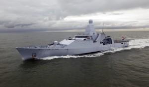 OPV like a boss, Holland class - Sursa:  damen.com