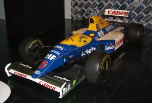 Williams FW14B - Sursa: Wikipedia.org