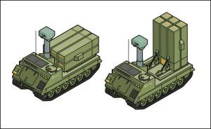 IRIS-T pe sasiu M113 - Sursa: static.vg.no